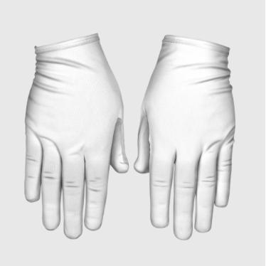 Перчатки 3D