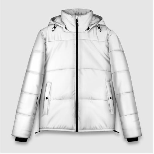 Мужская зимняя куртка 3D